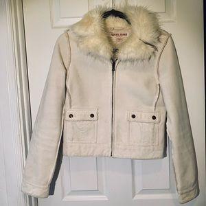Super soft Guess jacket 🌸 size S